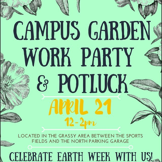 UW Bothell Campus Garden Work Party and Potluck