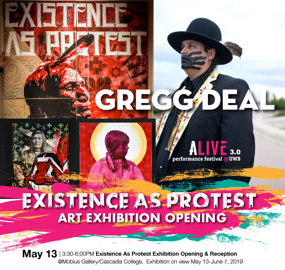 Gregg Deal: Existence As Protest (Art Exhibition Opening)
