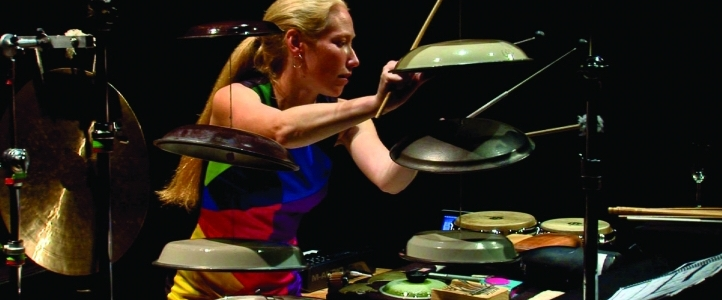 Faculty Concert: Bonnie Whiting with Jennifer Torrence New Music for Singing/Speaking Percussionists