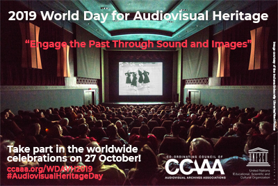World Audiovisual Heritage and Archives Day Movie Celebration
