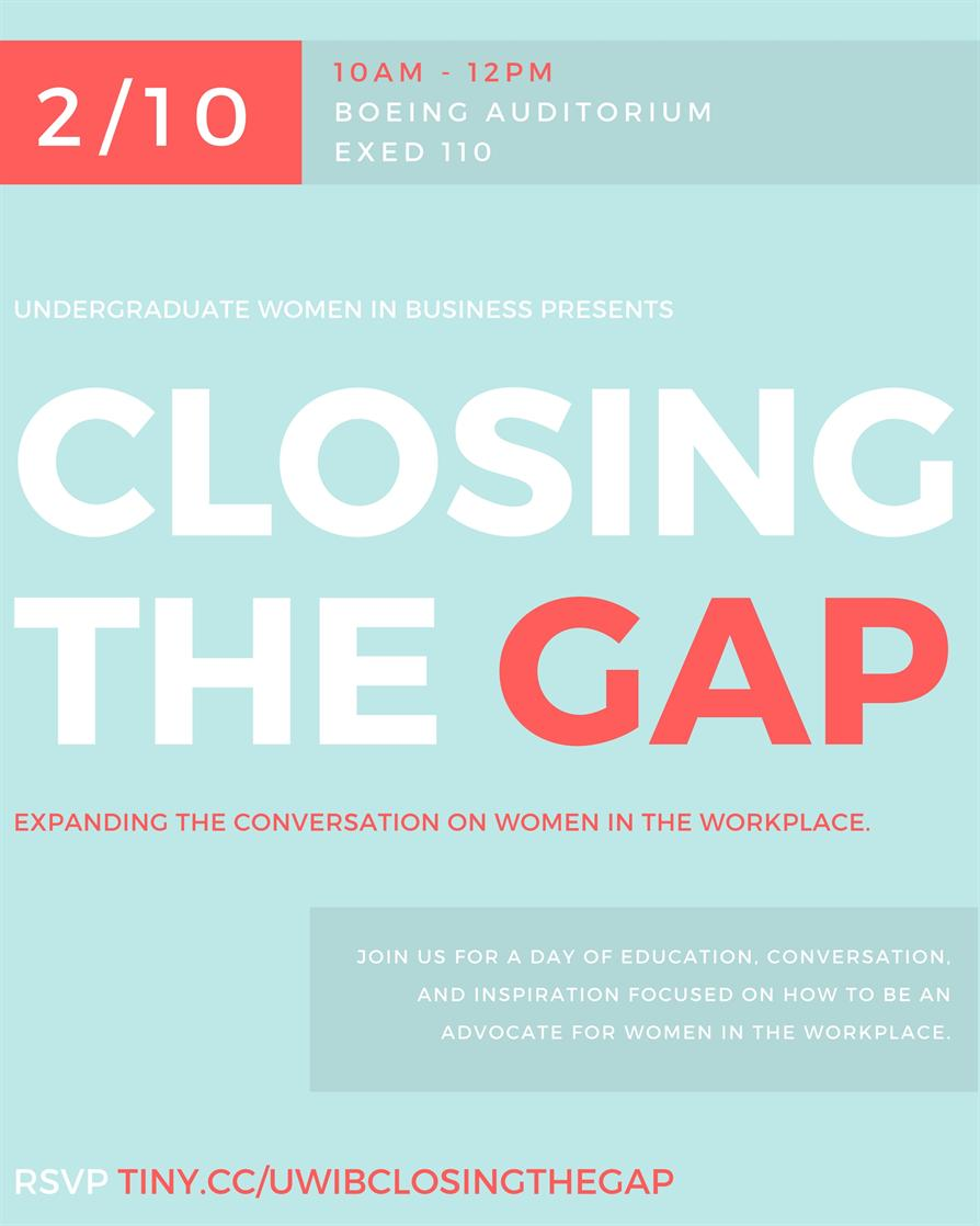 UWiB Closing the Gap Conference