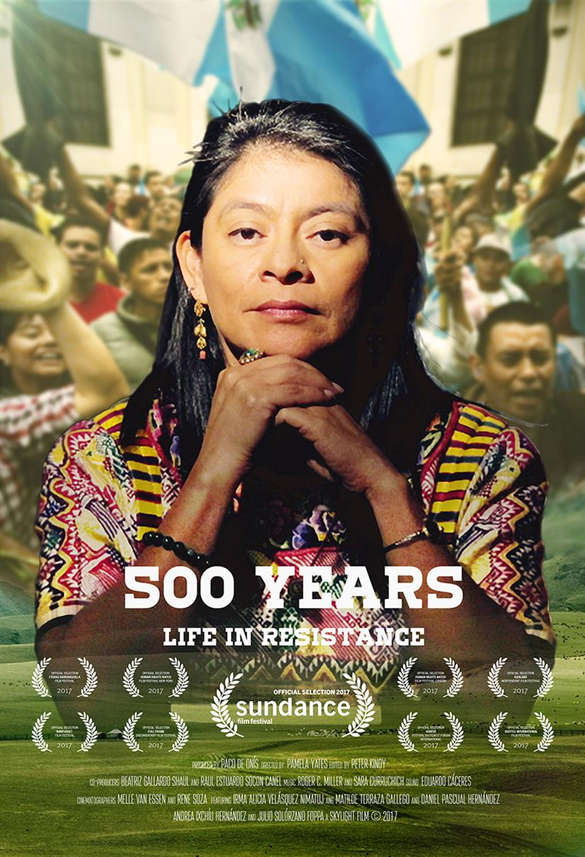 500 Years - LIfe in Resistance: Film screening and post viewing discussion.