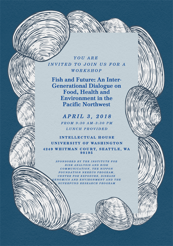 Fish and Future: An Inter-Generational Dialogue on Food, Health & Environment in the Pacific Northwest