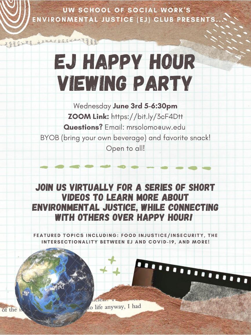 Environmental Justice Viewing Party