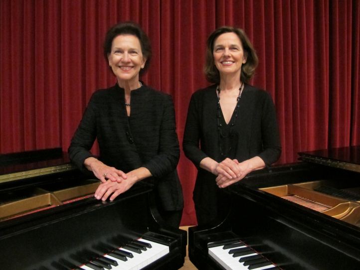 Faculty Recital: Robin McCabe & Rachelle McCabe, piano