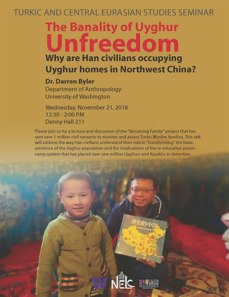 The Banality of Uyghur Unfreedom: Why are Han civilians occupying Uyghur homes in Northwest China?