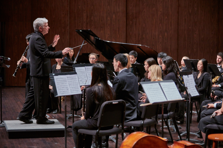 "UW Wind Ensemble and Symphonic Band: ""Musica Obscura"""