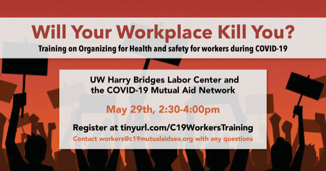 Will Your Workplace Kill You? (Virtual Training)