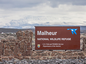"""""""The Malheur Occupation and Public Lands in the American West"""""""