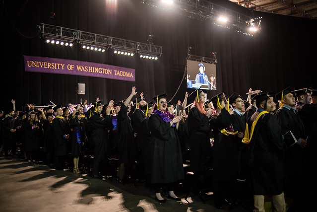 2019 Commencement (Purple Ceremony)