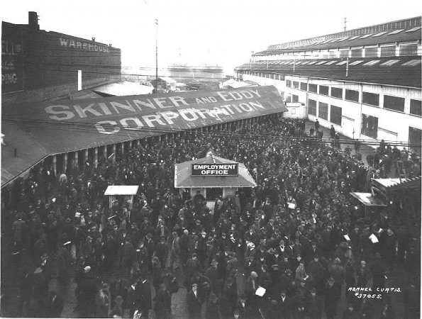 Solidarity City: The 1919 Seattle General Strike and 100 Years of Worker Power