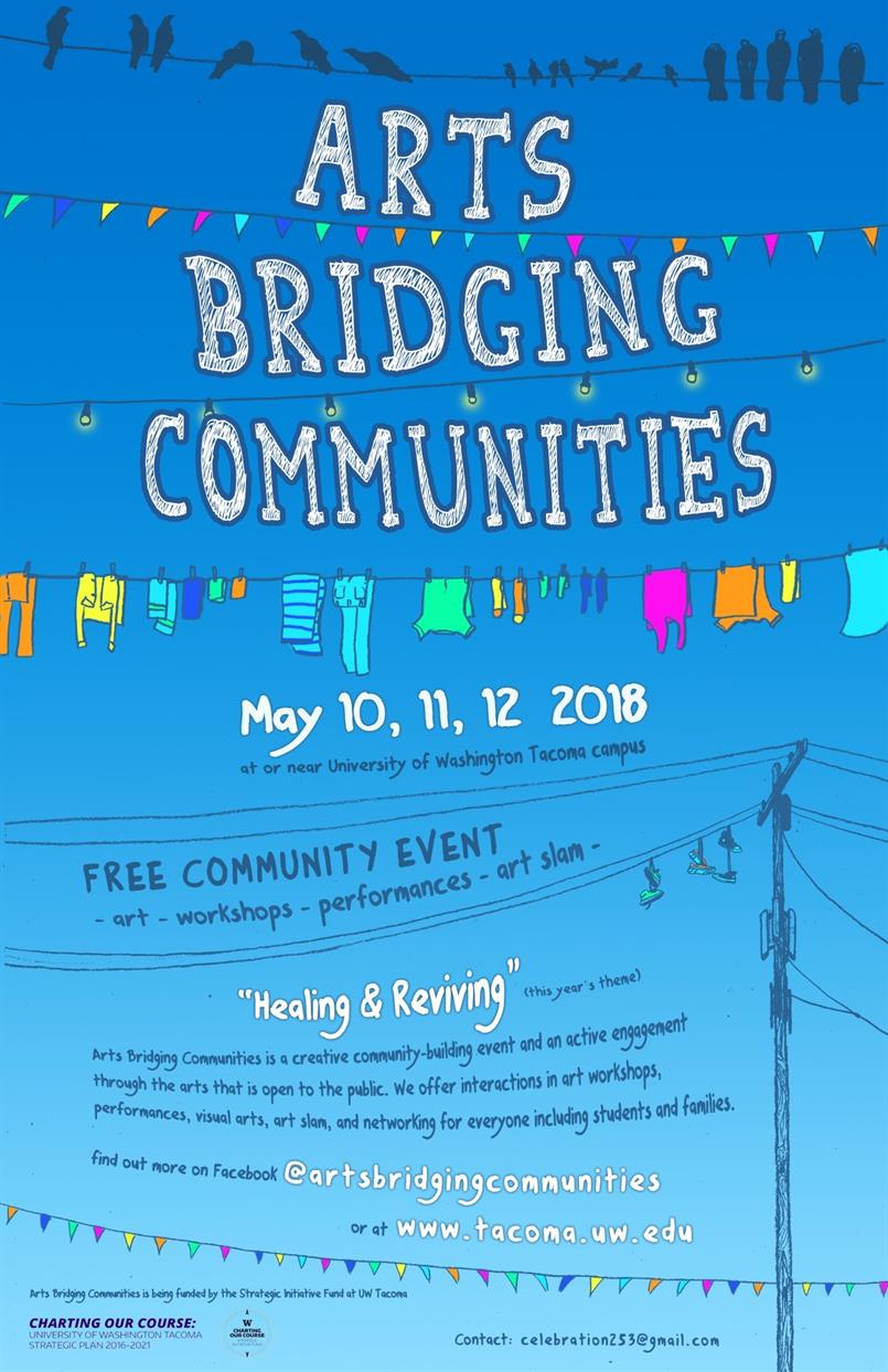 Arts Bridging Communities - A Celebration