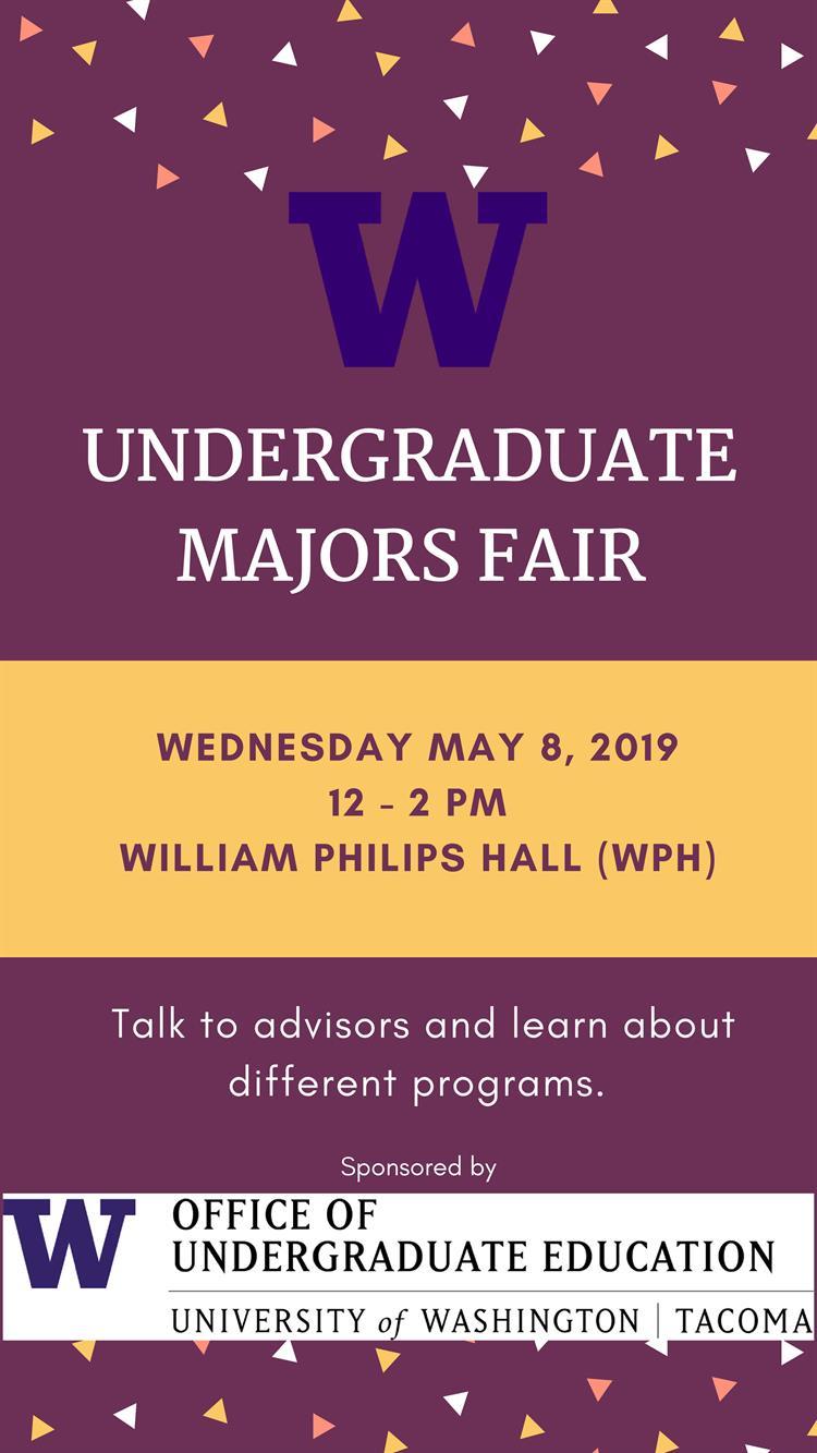 2019 Undergraduate Majors Fair
