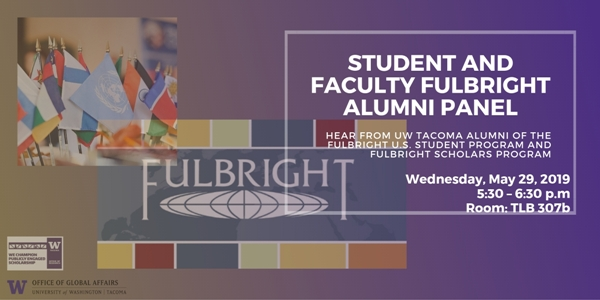Student and Faculty Fulbright Alumni Panel