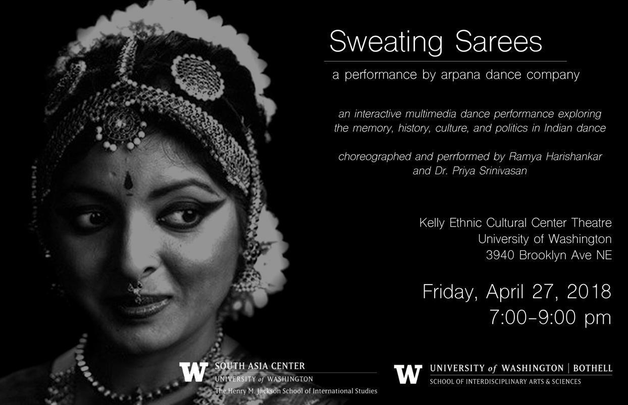 Sweating Sarees