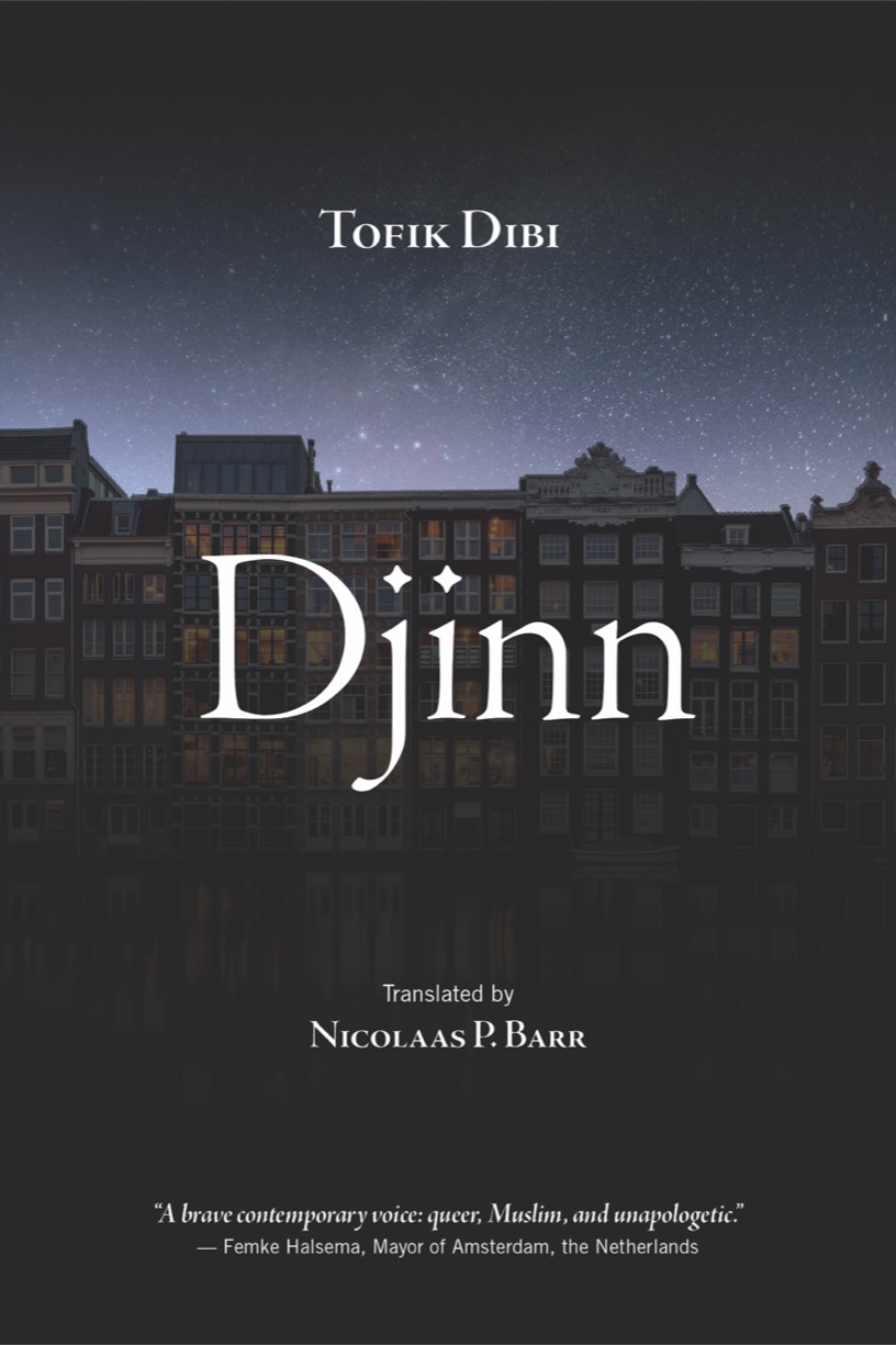 Book Launch: Djinn, by Tofik Dibi, with translator Nicolaas P. Barr (CHID), moderated by Anu Taranath (CHID and English)