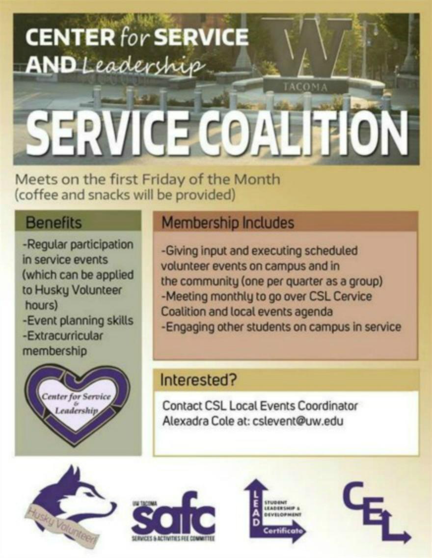 Service Coalition