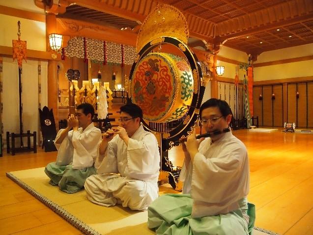 Spirit of Japan: Shinto & Gagaku  Traditional Japanese Religion and Court Music
