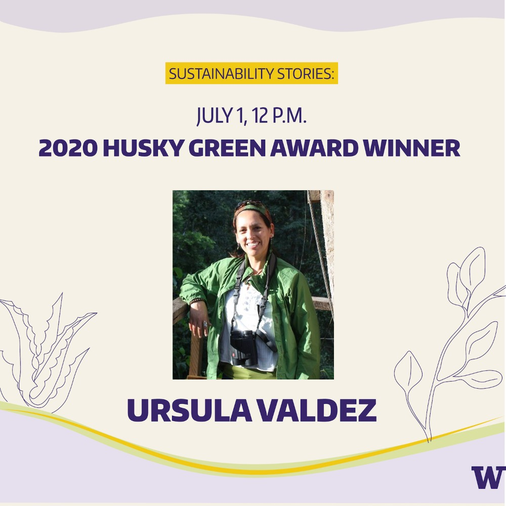 Sustainability Stories: Ursula Valdez