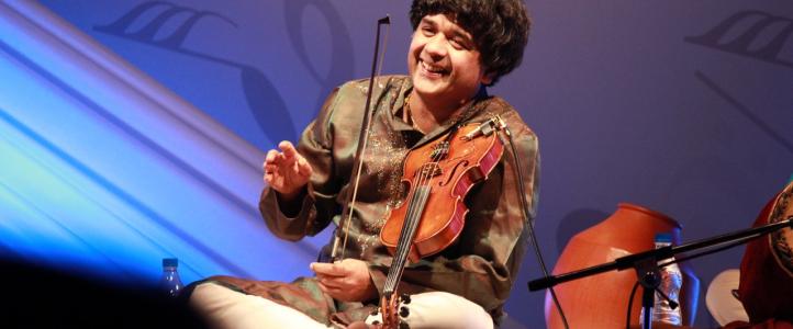 Ethnomusicology Visiting Artist Concert: Ganesh Rajagopalan