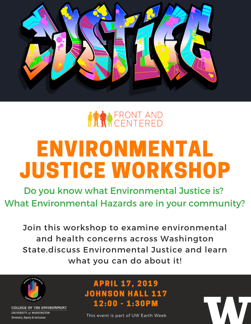 Environmental Justice Workshop