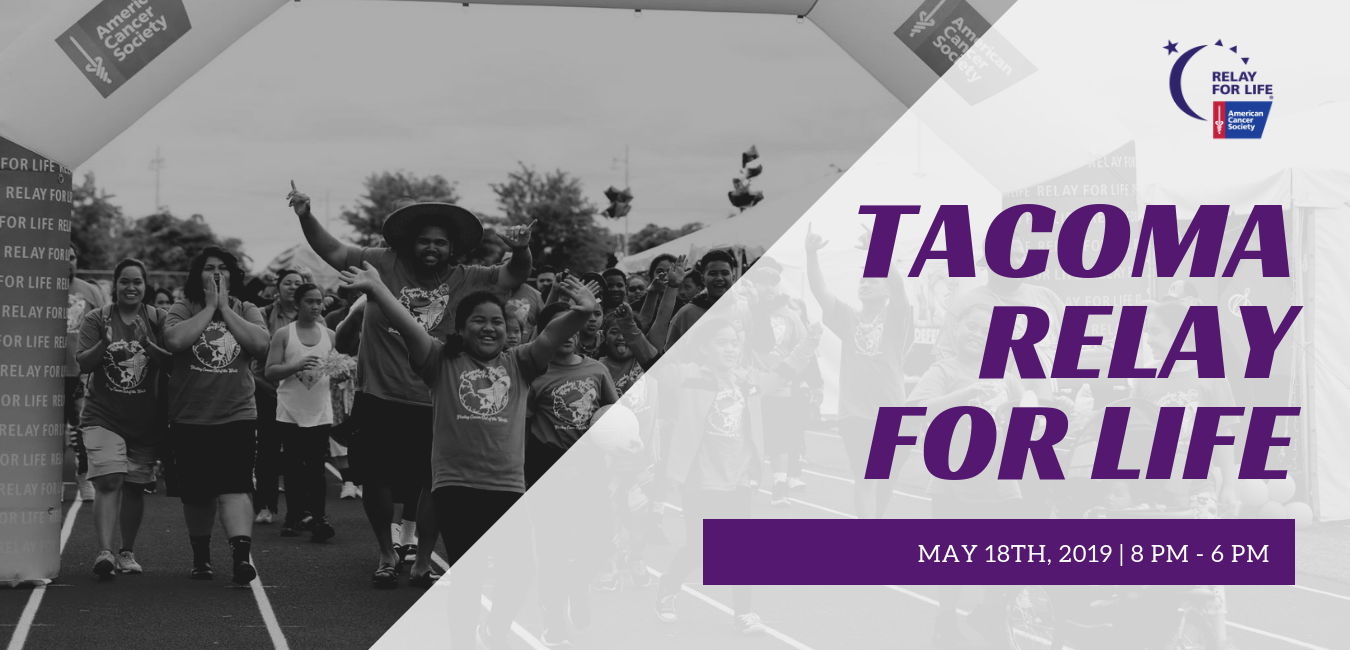 Tacoma Relay for Life Volunteer Orientation