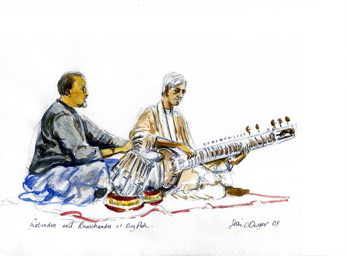 Spirit of Benares North Indian Classical Music Concert
