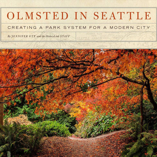 Olmsted in Seattle Book Talk