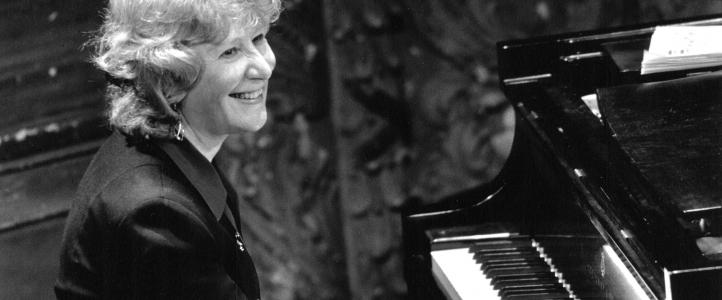 Guest Artist Recital: Ursula Oppens, piano