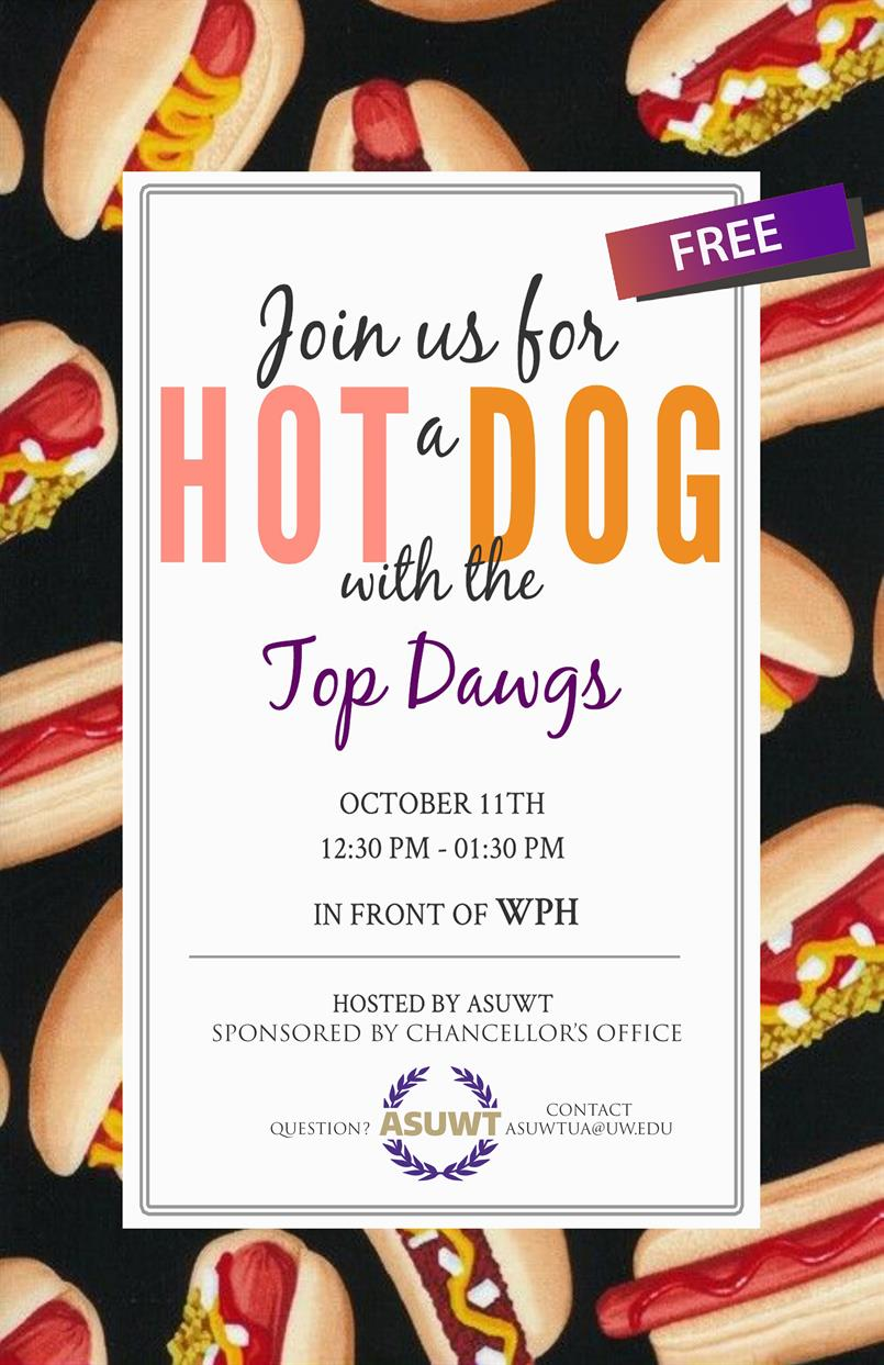 Hot Dogs with the Top Dawgs